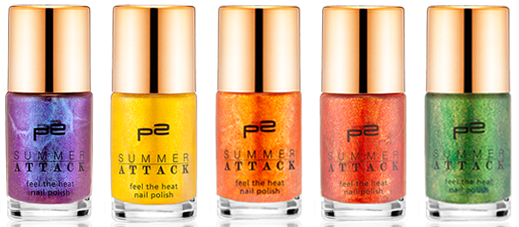 Preview: P2 Summer Attack LE • Passion Beauty