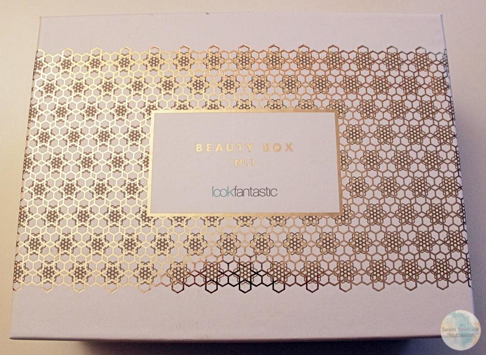 Die Lookfantastic Beauty Box Oktober · Passion Beauty
