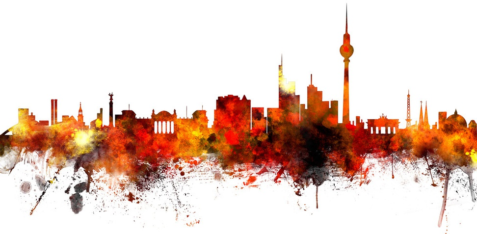 Von Urlaub bis Umzug – Servus Berlin!