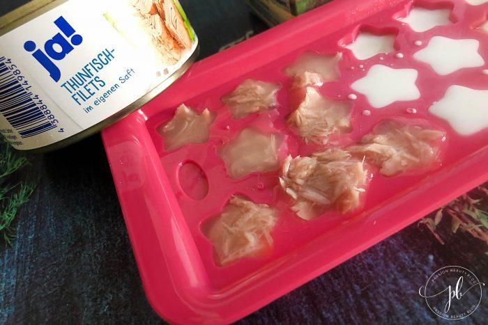 Thunfisch eignet sich hervorragend für Eis.