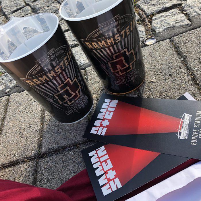 Rammstein im Olympiastadion