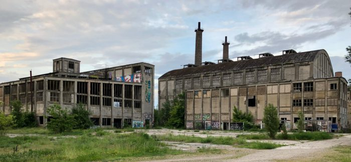 Lost Places - Die alte Chemiefabrik