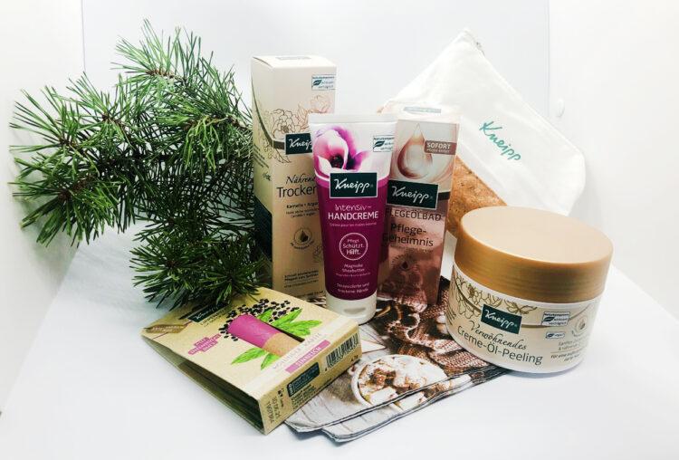Geschenke verpacken mit Kneipp
